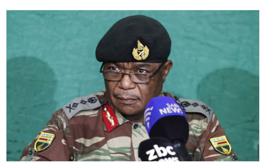 """Mutodi was fired by ED and SB Moyo for pushing Chiwenga's agenda"""