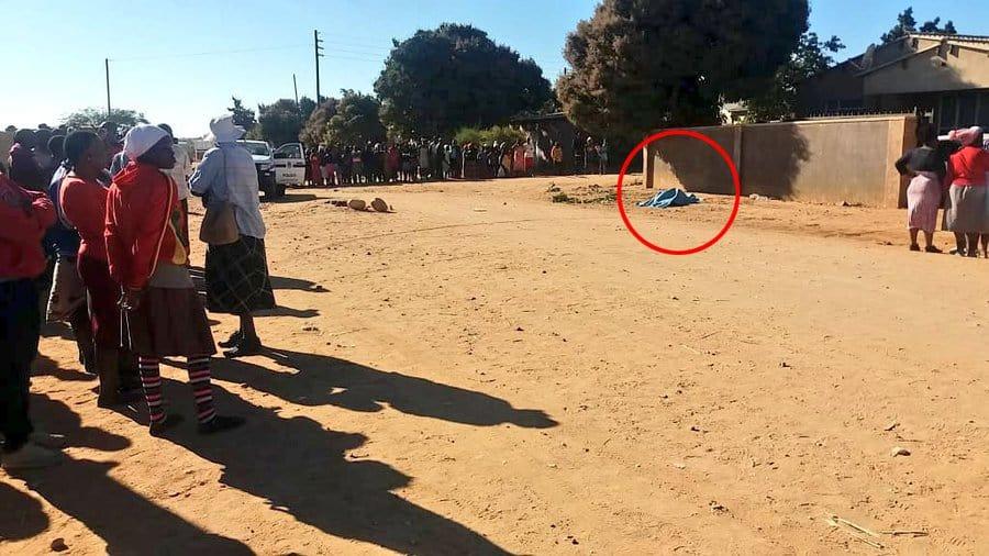 BREAKING: Mnangagwa's Zanu PF militia murders man in Kwekwe