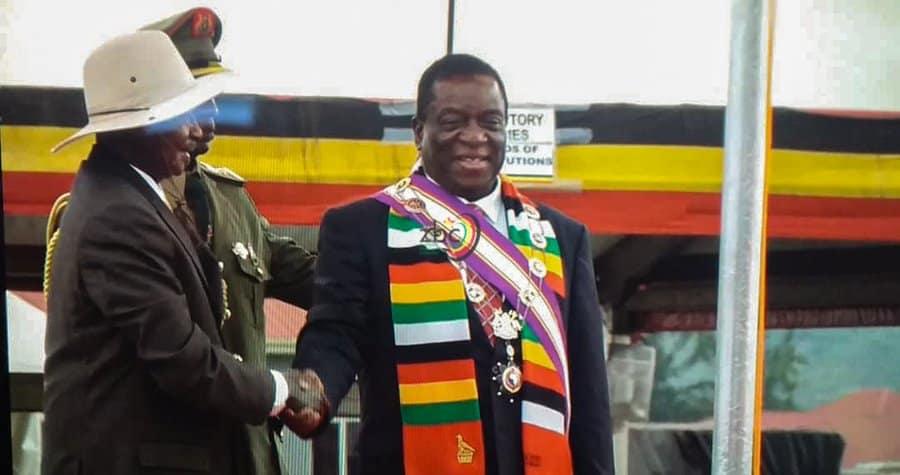 Place Zimbabwe Under Immediate Lockdown, Mnangagwa Urged