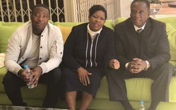 ED wife, son, clash with Chiwenga ally businessman Buyanga, want him arrested