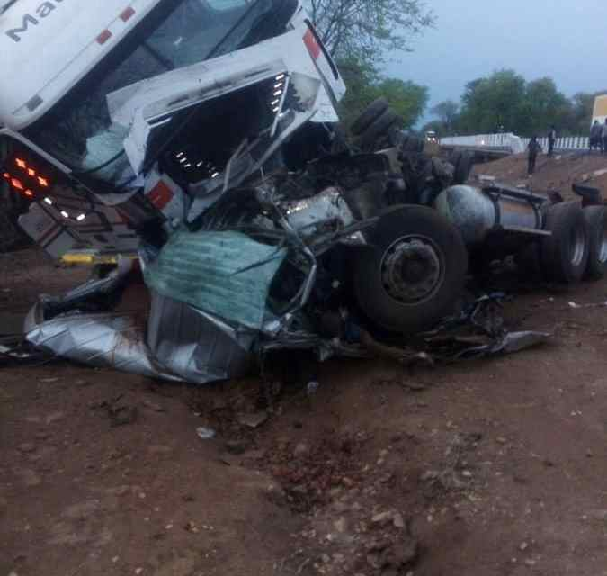 6 killed in horror road accident along Beitbridge road
