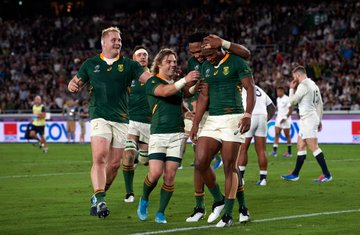 South Africa Springboks win 32-12 vs England to be crowned Rugby World Cup 2019 Champions