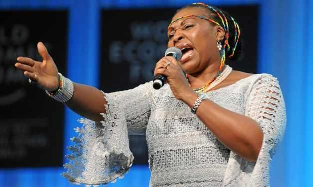 SA singer Yvonne Chaka Chaka arrested, deported from Uganda ..POLICE VIDEO