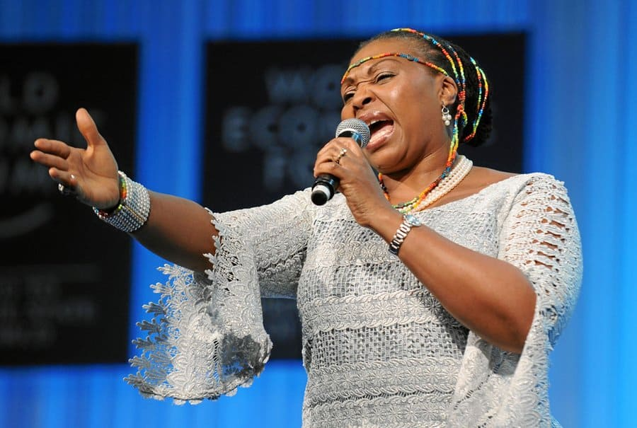 SA singer Yvonne Chaka Chaka arrested, deported from Uganda ..POLICE VIDEO