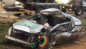 Four seriously injured in Chegutu-Kadoma road accident