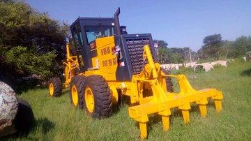 Government delivers motorised grader for road construction in Gokwe North