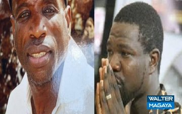 Walter Magaya's father Freddy Muvirimi dies aged 59..Cause of death revealed?