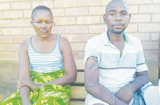 What Zim highway bandits did to stranded Beitbridge couple they found sleeping in car at 3 am..Pics
