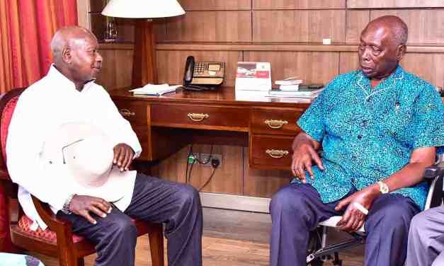 Yoweri Museveni mourns 'active East African' Daniel Arap Moi