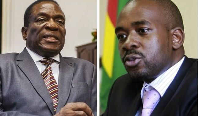 Mnangagwa will never forgive us for defeating him in 2018: Chamisa