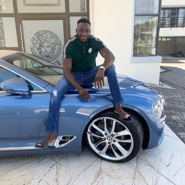 Ginimbi in hot soup over fake Bentley receipts