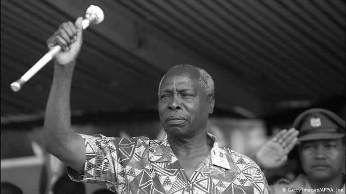 Daniel Arap Moi: Former Kenyan President dies at age 95