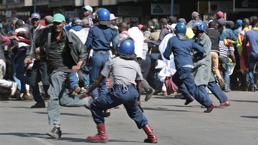 TODAY IN HISTORY: ZRP's unruly conduct a serious threat to national security- ZLHR