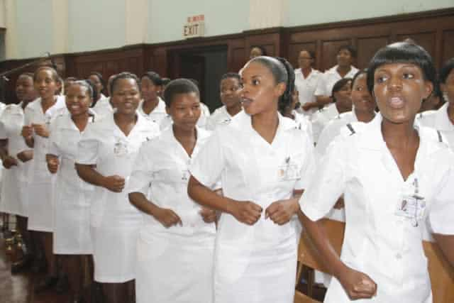 Kwekwe General Hospital Nurse a coronavirus Suspect