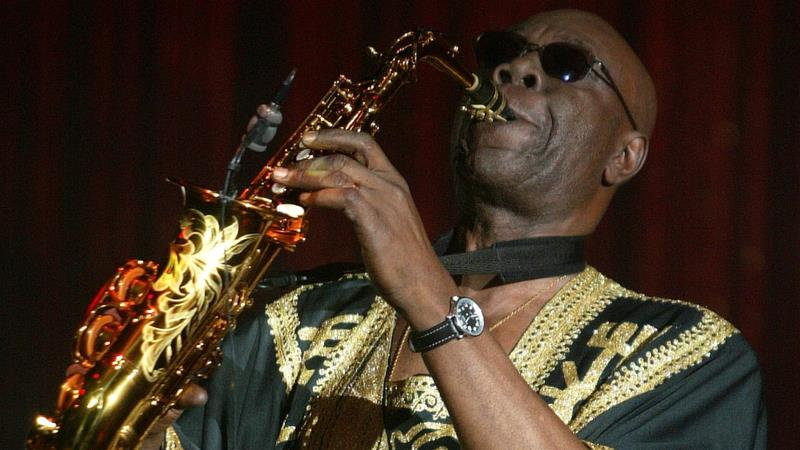 Afro-jazz music legend Manu Dibango dies after contracting coronavirus