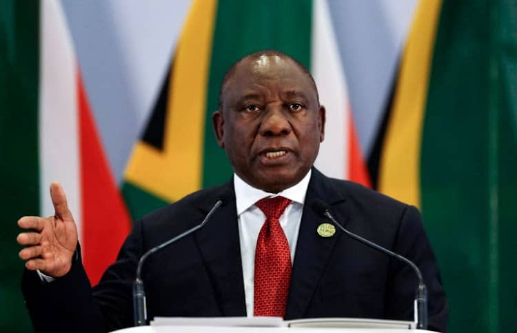 Ramaphosa's appointment of special envoys a good move, BUT…