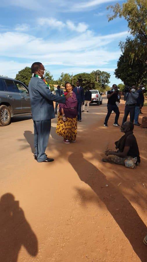 UPDATE: ZANU PF Politburo meeting on this afternoon