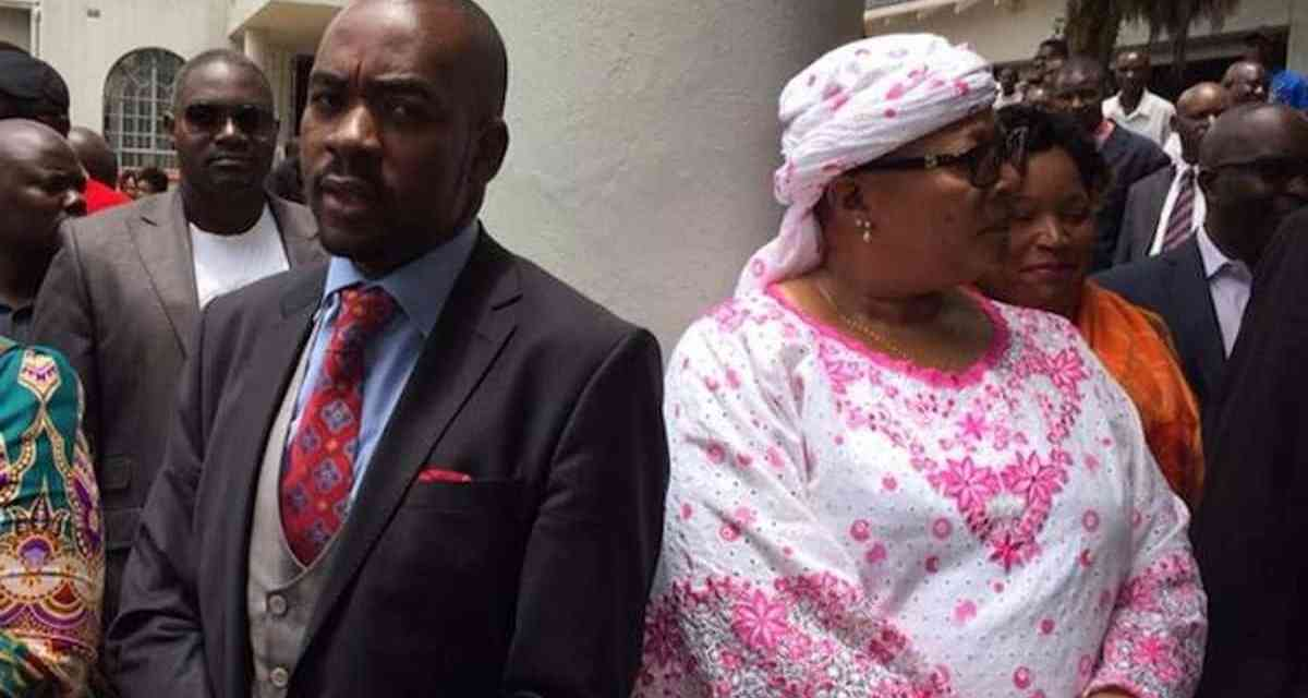 Thokozani Khupe mourns Nelson Chamisa's mother