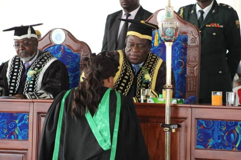 Local Varsity Students Drag Mnangagwa Govt to the High Court Over e-Learning