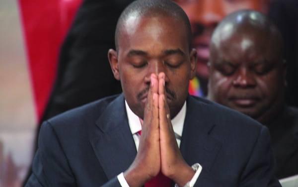 ESWATINI VIOLENCE: Zimbabwe's Chamisa calls for Urgent Sadc 'help' to restore Peace