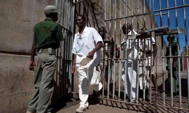 Zim Govt Seals Off Border Prisons as Inmates, Officers test Covid19+