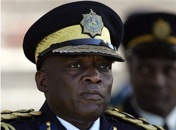 Ex-Zim police boss Chihuri claims Mnangagwa forced himself on his wife