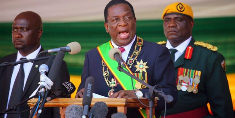 Kwekwe belongs to Emmerson Mnangagwa, says Mugabe