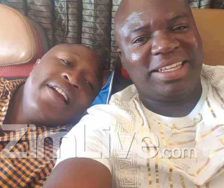 Draxgate: Delish Nguwaya Photos Expose Collins Mnangagwa's 'Lies'