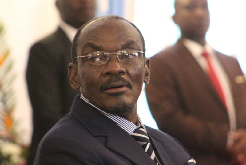 WATCH: Kembo Mohadi Blames Colonialists for not teaching Blacks how to run the Economy