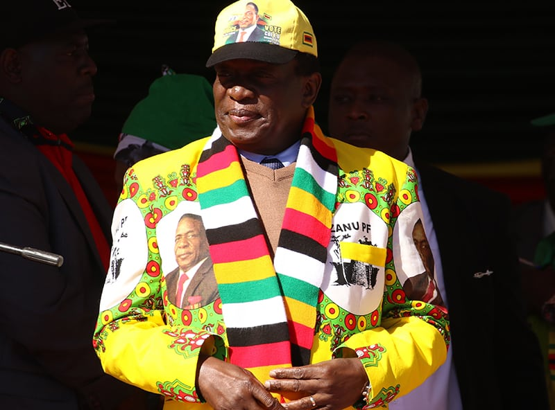 'When Mnangagwa Leaves on July 31, the People will Decide'