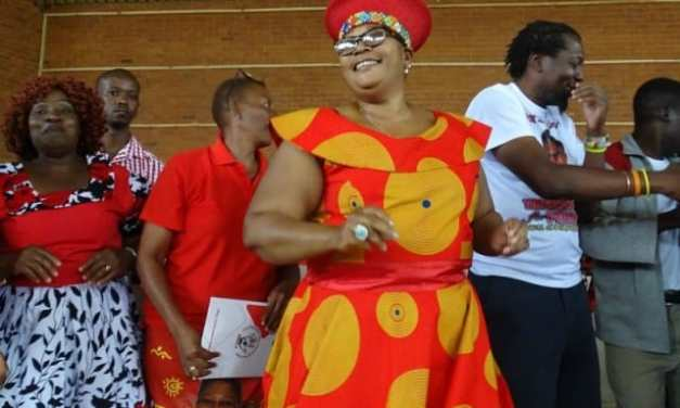 Zim political madness intensifies: 4 elected MDC-A Harare Councillors recalled by Khupe