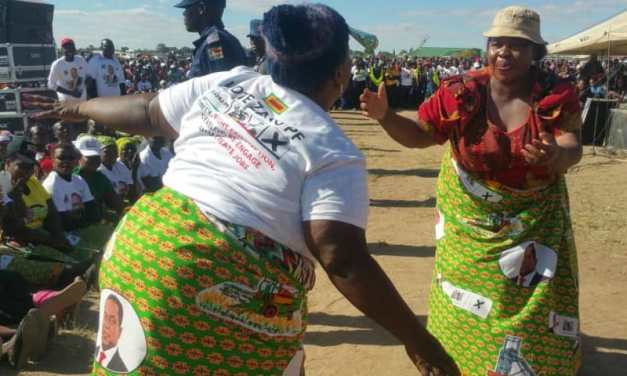 Zimbabweans Should stand Up against Parasitic sadistic ZANU PF regime that Preys on the elderly, Vulnerable, and Weak