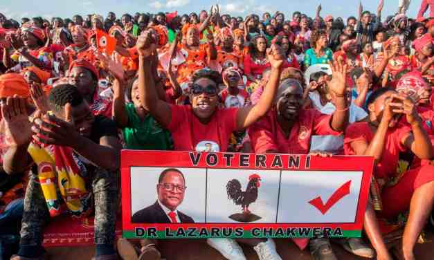 LATEST: Malawi 2020 Presidential Election Results..Opposition Leads 2020 vote rerun