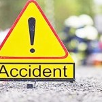 Road accident kills One, leaves three others in critical condition