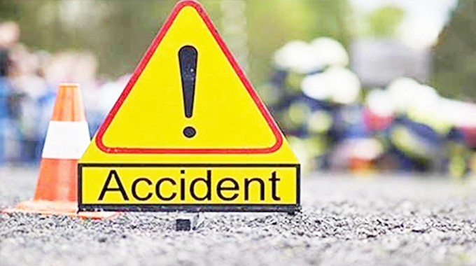Two pupils killed in hit and run accident