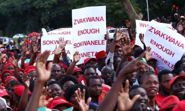 Namibia gives nod to Zimbabwe protests as hunted Sikhala speaks from the thickets… WATCH VIDEO