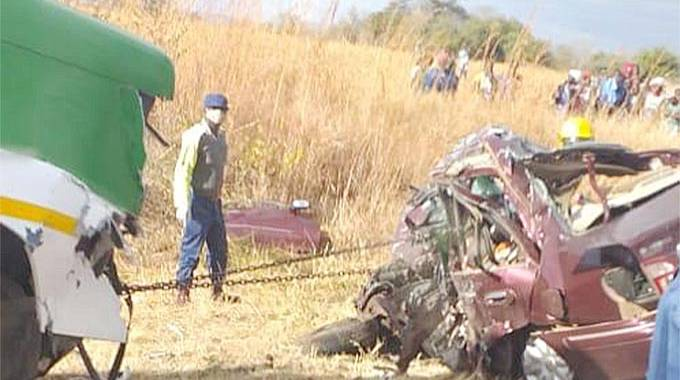UPDATE: Horrific Banket accident claims six lives