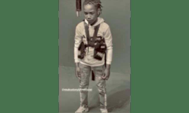 Jah Prayzah's child Mukudzeyi enters music scene, releases debut single