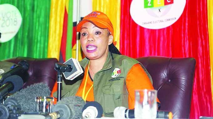 Priscilla Chigumba declares 15 seats of recalled Chamisa MPs vacant