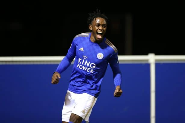 Leicester City to loan out Warriors forward next season