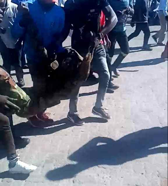 Police deny soldiers' shooting by civilians was act of revenge