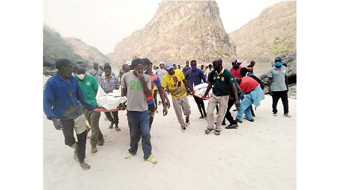Bodies of three drowning victims retrieved from Gwayi River