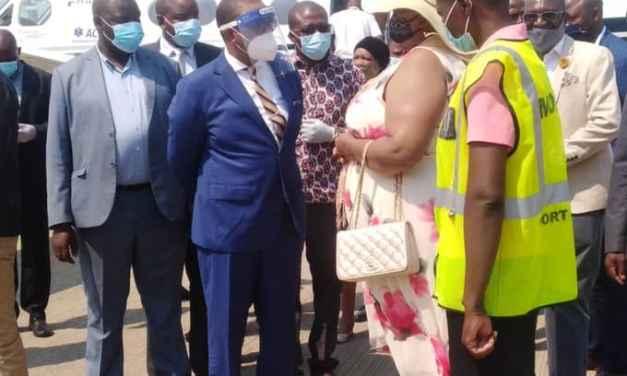 Zimbabwe ready to resume international flights