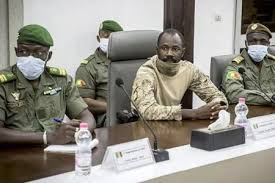 Mali coup: Military agrees to 18-month transition government