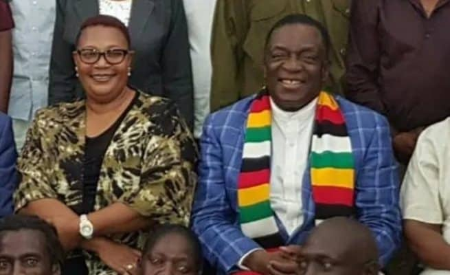 BREAKING NEWS: Mnangagwa to honour Khupe, to give her state security, pay