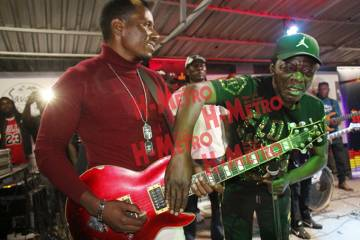 Macheso rescues Peter Moyo