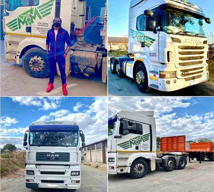 Jah Prayzah unveils MTM truck business