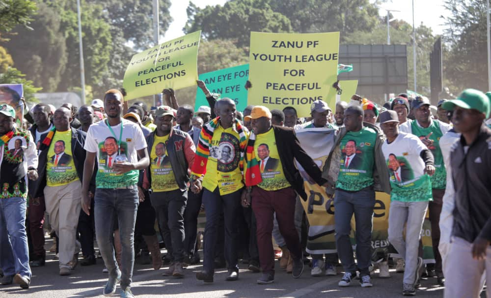 Security guards gun down 'trespassing' Zanu PF youth, nine others hospitalised