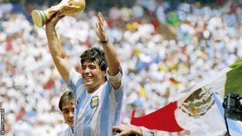 BREAKING NEWS: Diego Maradona Argentina legend dies aged 60