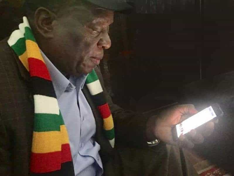 President Mnangagwa commissions National Data Center…PICTURES…